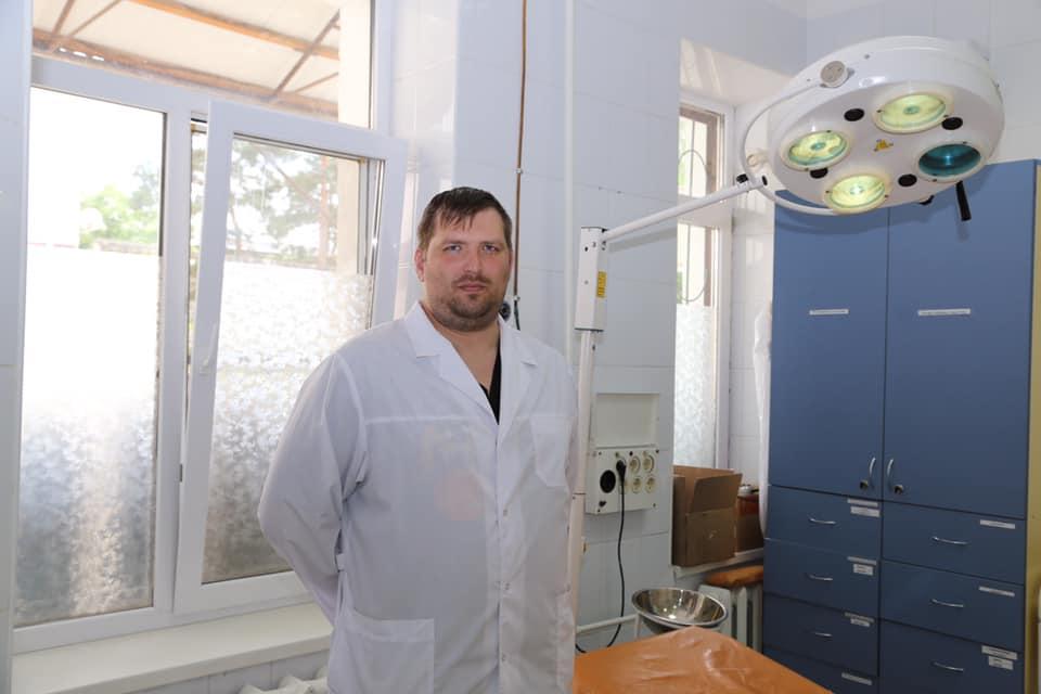 Абинская бригада врачей во главе с травматологом спасла жизнь человека, пострадавшего в ДТП
