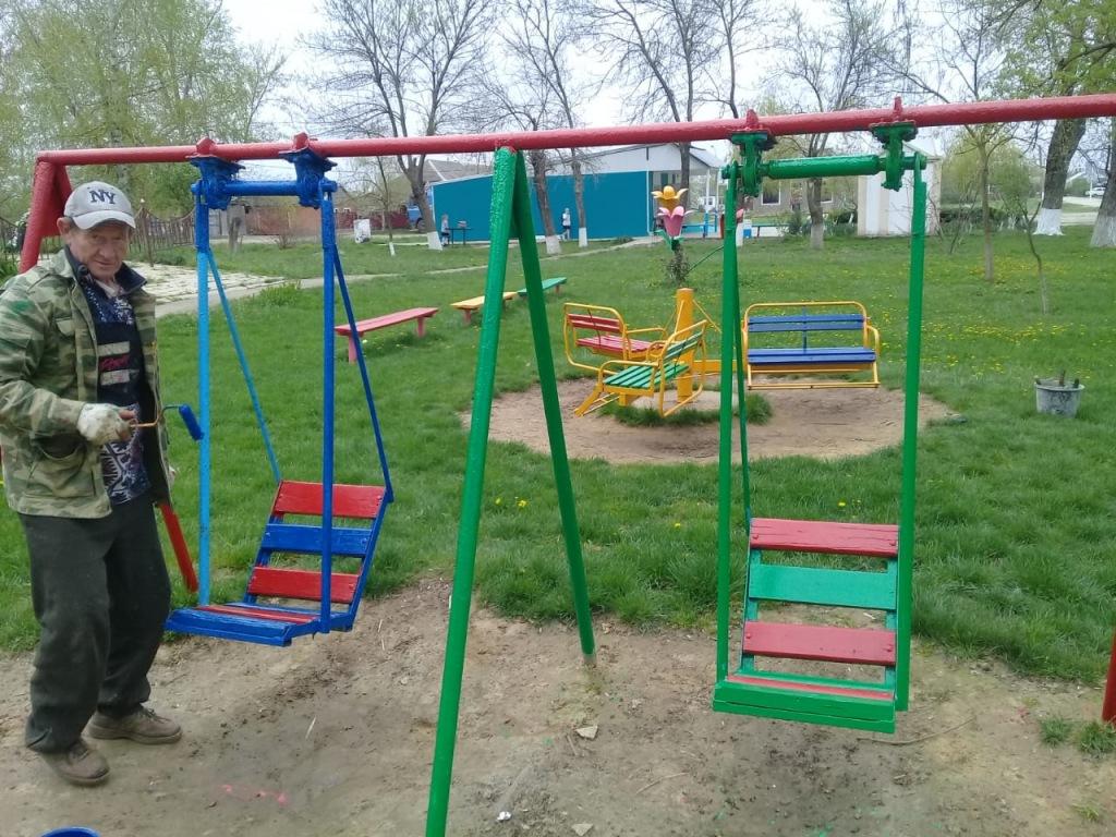 Детские и спортивно-игровые площадки. Готовимся к летнему отдыху детей