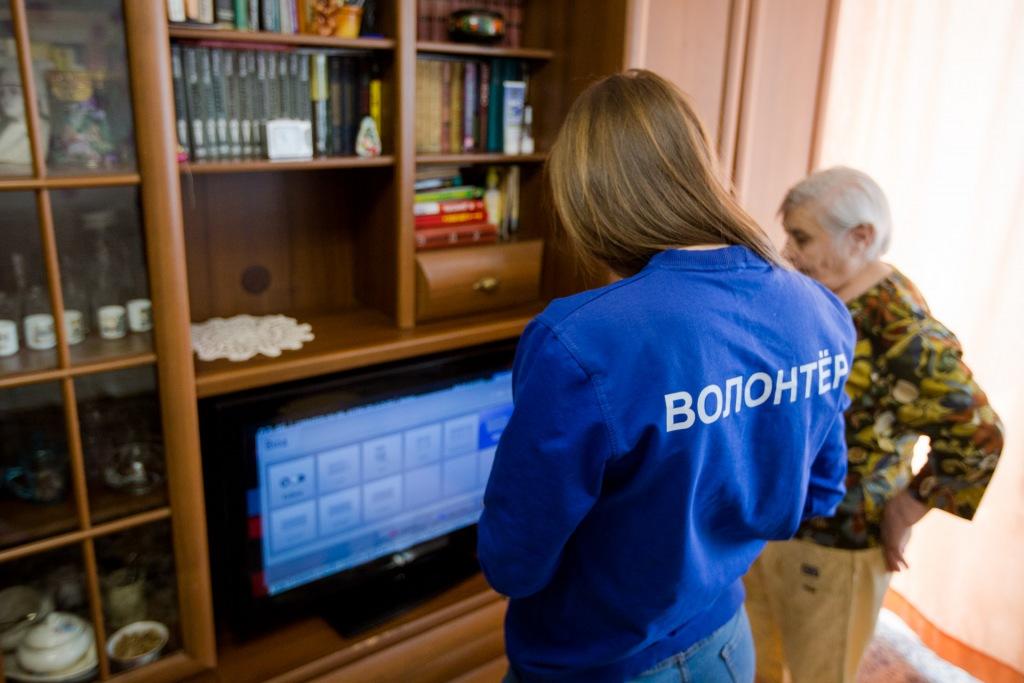 В Абинском районе волонтеры помогут подключить цифровое телевидение