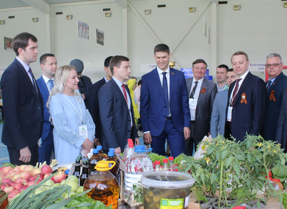 В Абинске состоялся межмуниципальный бизнес-форум по центральной экономической зоне Краснодарского края
