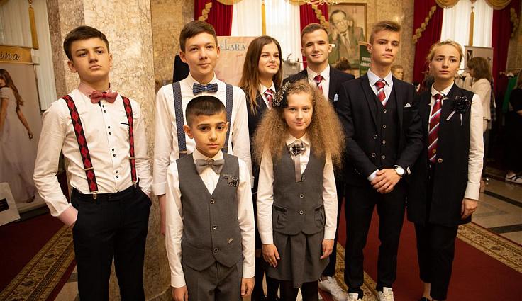 Дни школьной моды 2019 прошли в краевой столице