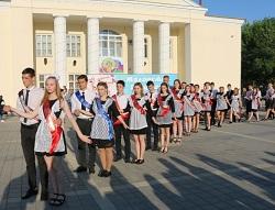Городской фестиваль «Школьный звездопад» прошел в Абинске