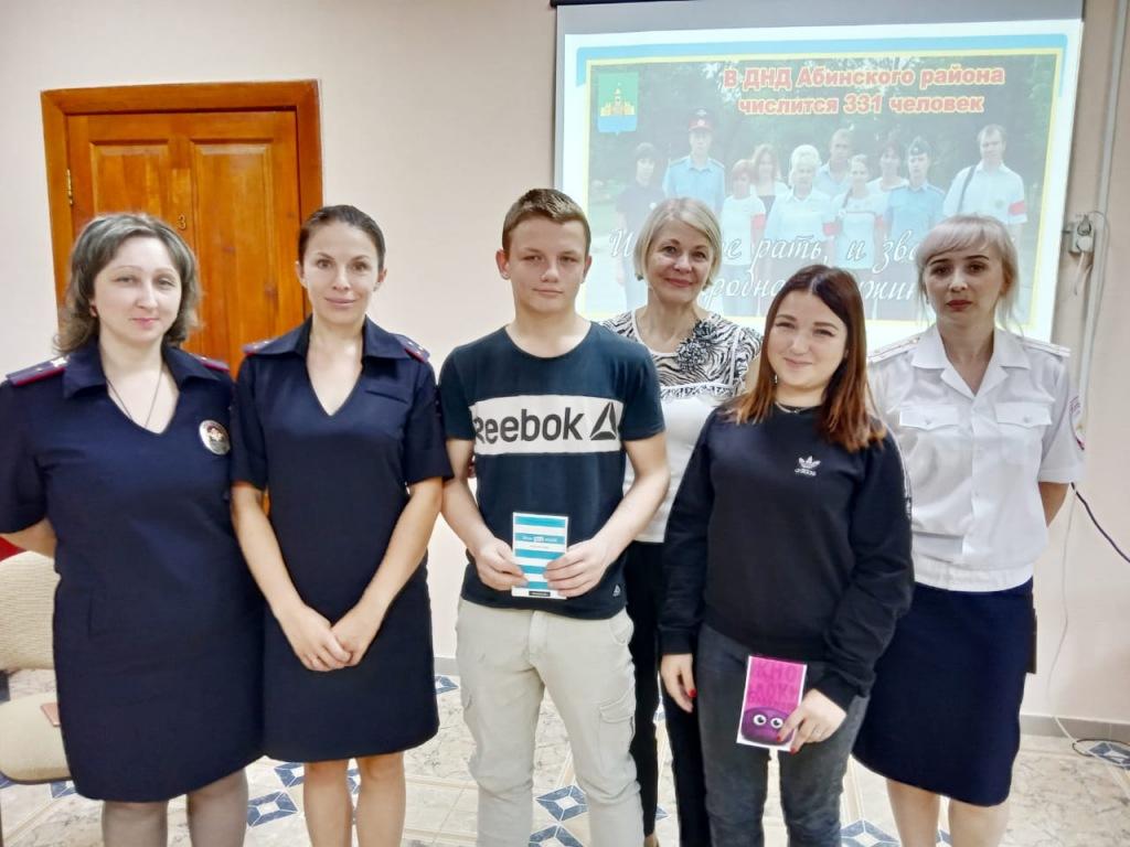 Подростков протестировали на знание законодательства об ответственности несовершеннолетних