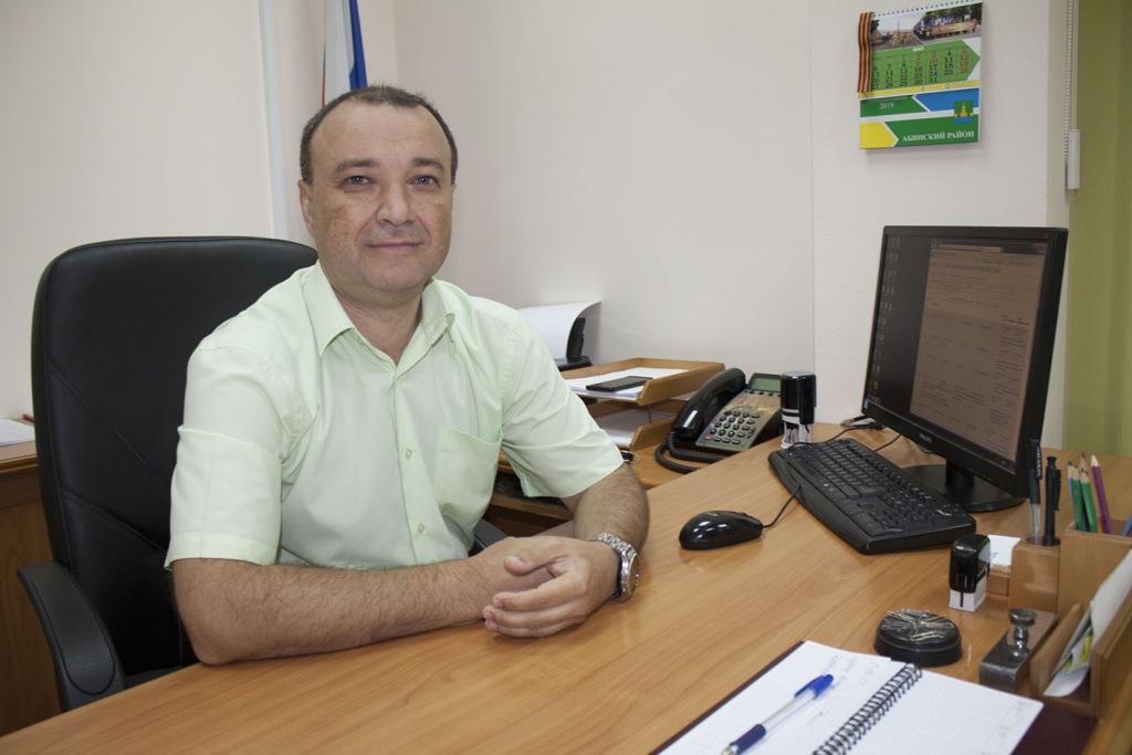 В редакции газеты «Восход» пройдет прямая линия с начальником Пенсионного фонда России в Абинском районе