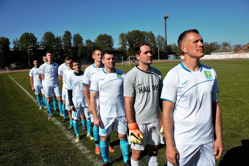 Стартует чемпионат Абинского района по футболу