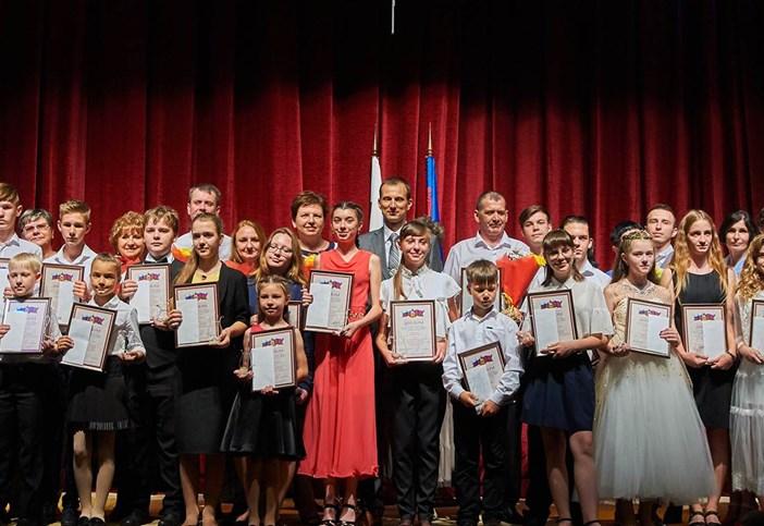 Школьники из Абинского района стали обладателями премий администрации Краснодарского края для талантливых детей