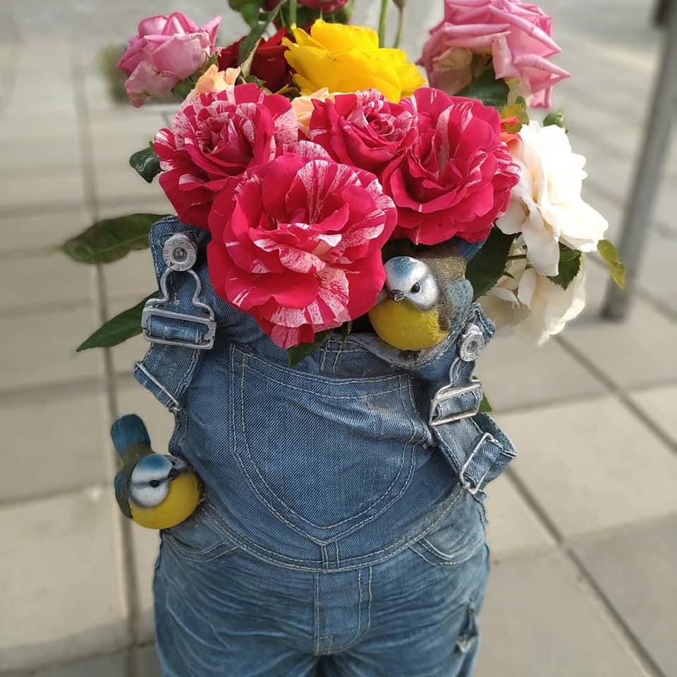 В Абинске прошел первый праздник цветов