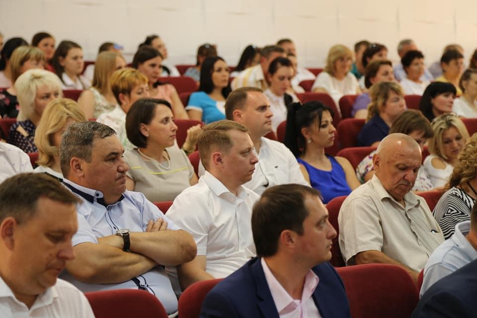 Глава Абинского района участвовал в стратегической сессии Общественной палаты Краснодарского края по вопросам взаимодействия муниципальных общественных палат по реализации национальных проектов