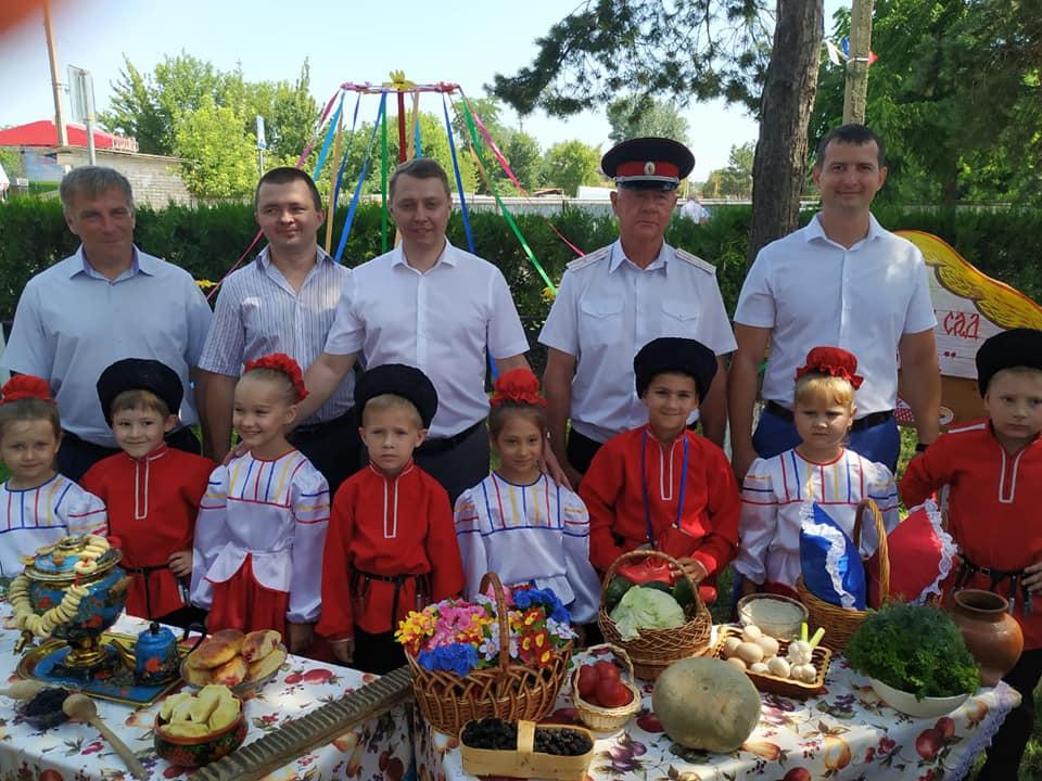 В станице Федоровской отметили двойной праздник