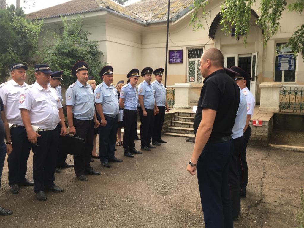 Абинские полицейские провели оперативно-профилактическое мероприятие «Правопорядок»