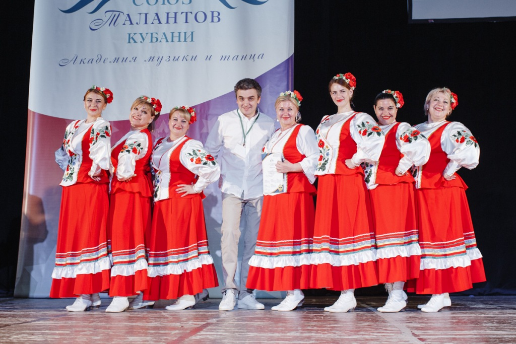 Ахтырские жемчужинки стали дипломантами краевого конкурса
