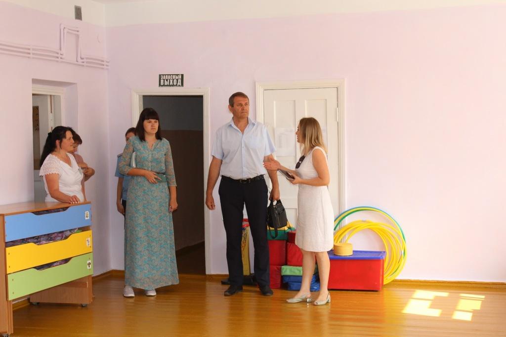 30 июля завершилась приемка дошкольных образовательных учреждений к новому учебному году.