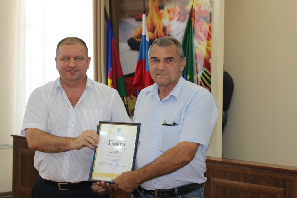 Работников торговли района поздравили с профессиональным праздником