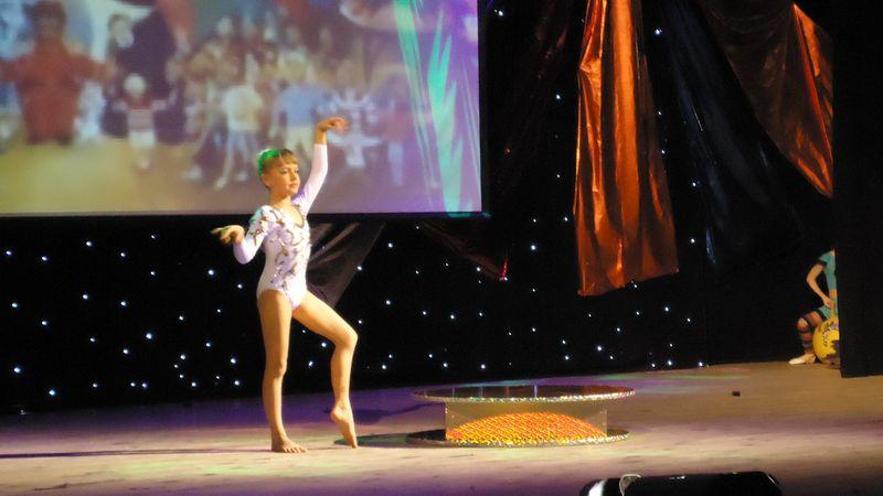 Воспитанники цирковой студии «Надежда» из Абинска победили в международном конкурсе