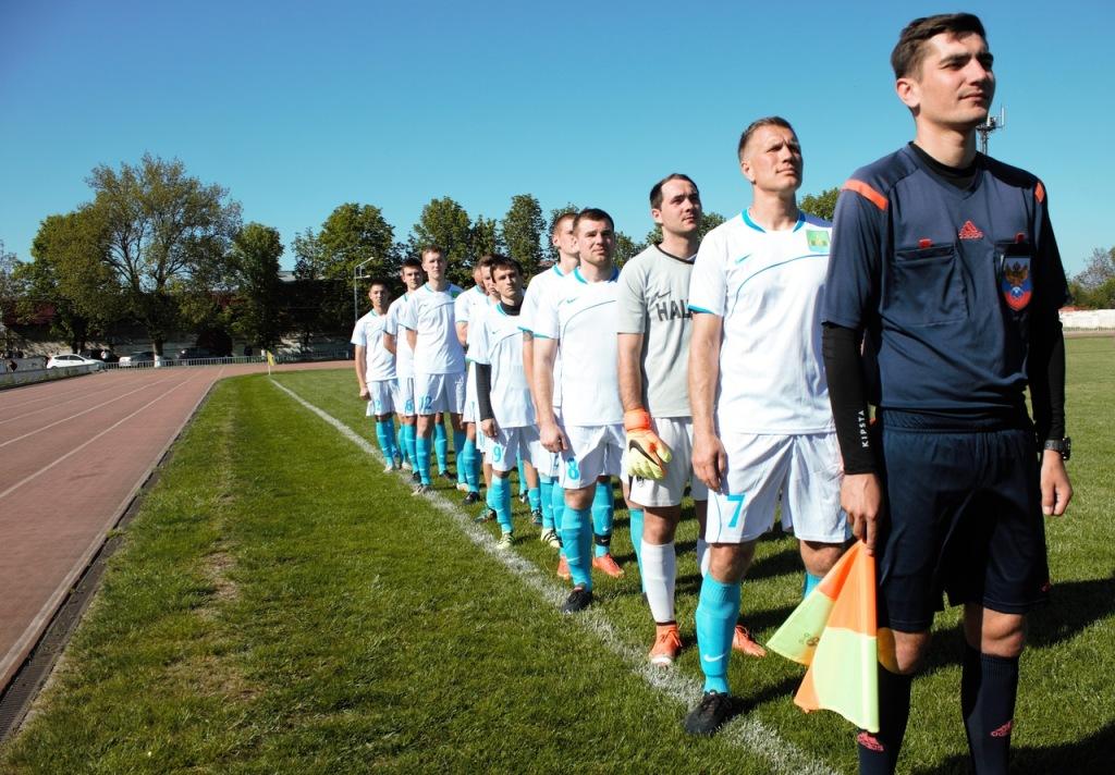В Абинске пройдут матчи очередного тура чемпионата района по футболу