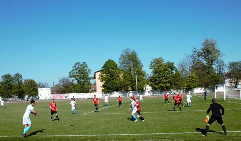 Стали известны результаты 7-го тура чемпионата Абинского района по футболу