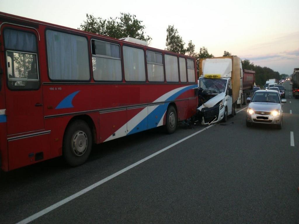 ОГИБДД ОМВД России по Абинскому району с начала года составлено 235 административный материалов на водителей автобусов