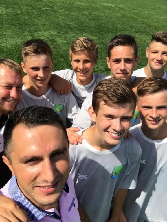 Юные футболисты Абинского района стали чемпионами Всекубанского турнира по футболу среди детских дворовых команд