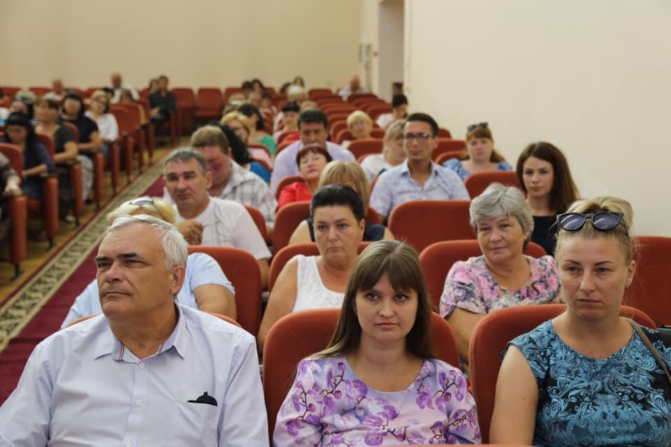 Образовательные учреждения сферы культуры Абинского района подвели итоги работы