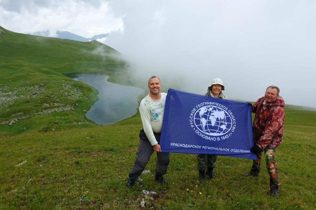 Экспедиция обнаружила в Кавказском заповеднике новое озеро