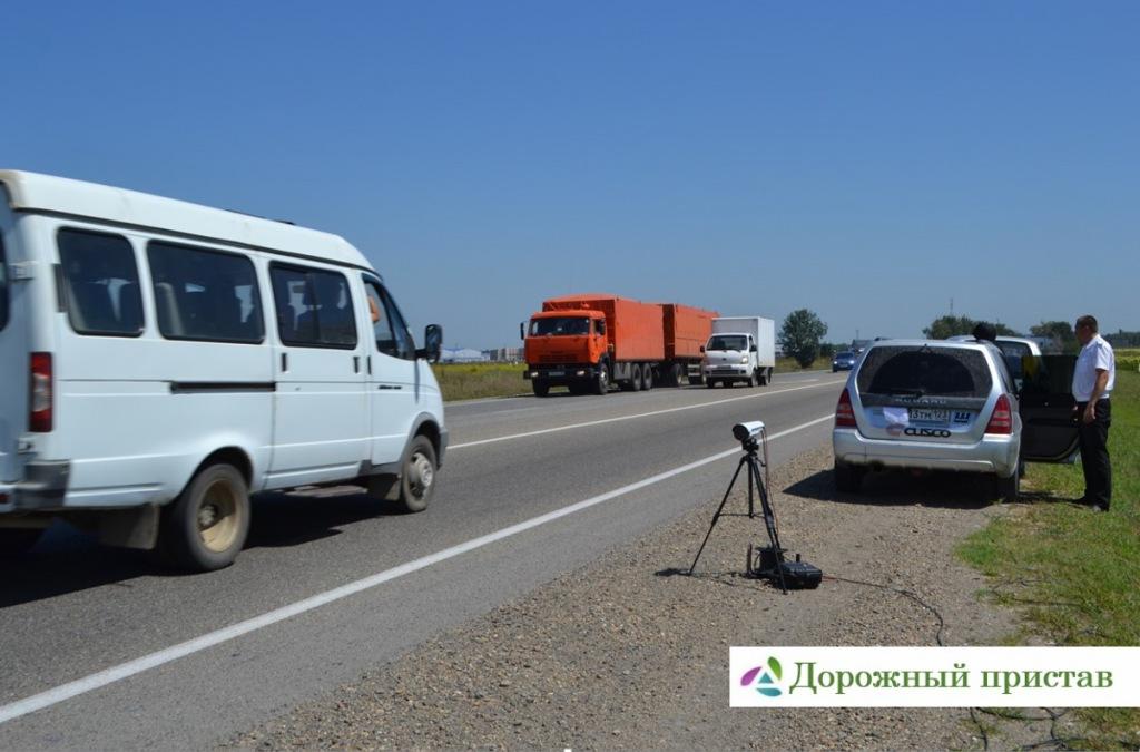 Судебные приставы взыскали с водителей-должников в Абинском районе более 1 млн рублей