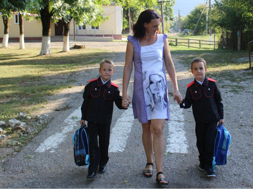 В школе №7 станицы Шапсугской в первом классе будут учиться всего два школьника