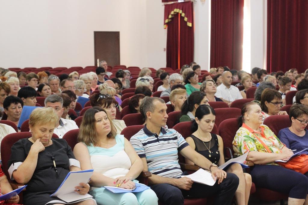 В Абинске прошел межрайонный обучающий семинар для ТОСовцев