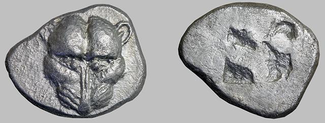 Клад древних серебряных монет археологи нашли на Тамани