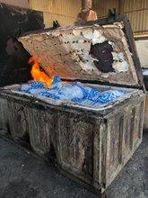 В Адыгее с молочного завода изъято и уничтожено 6,7 тонн сыворотки с наличием антибиотика