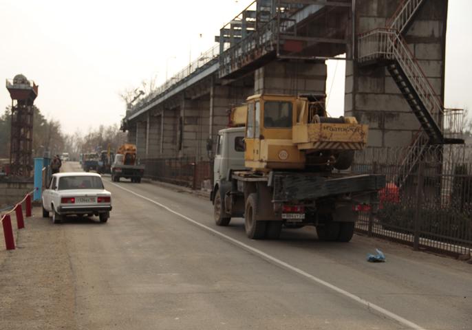Движение через Федоровский гидроузел перекроют в октябре