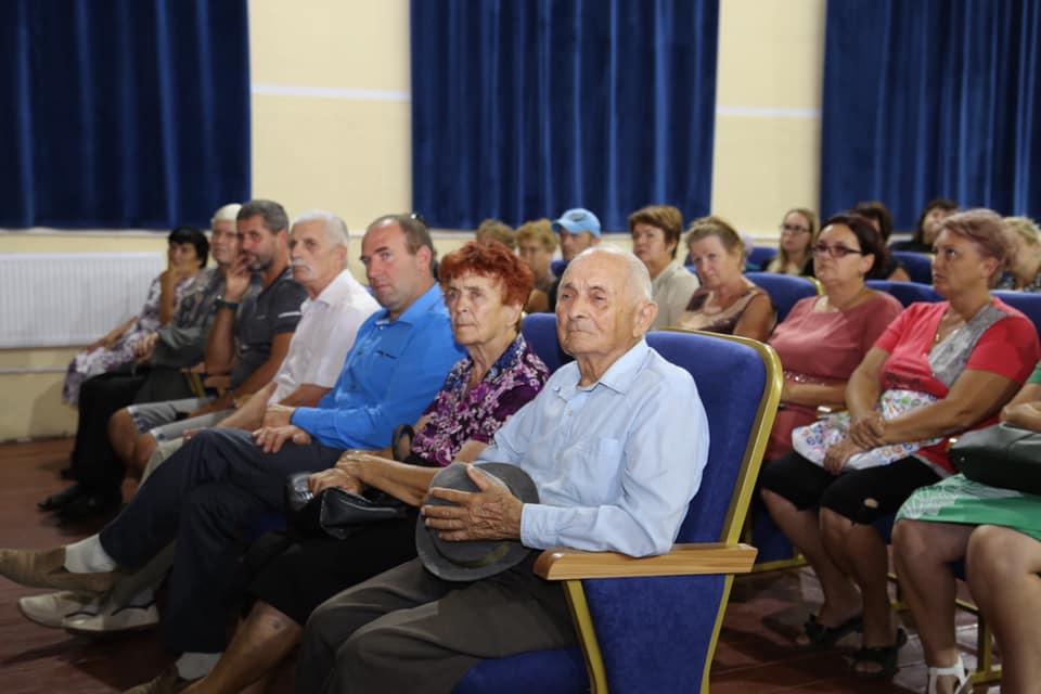 В с. Варнавинском прошла выездная встреча с жителями поселения