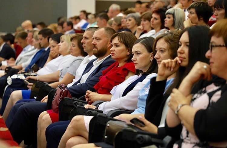 Делегация Абинского района приняла участие в совещании научно-педагогической общественности Кубани под председательством губернатора