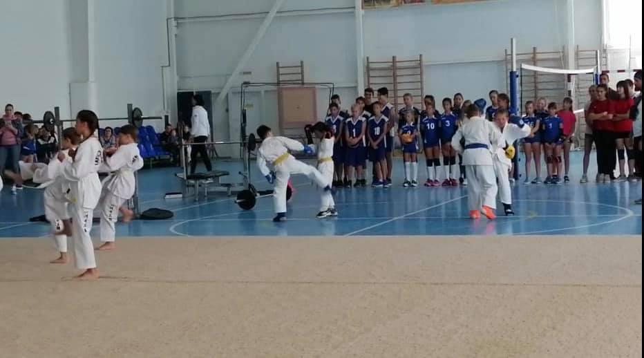 В спортивной школе «Юность» г. Абинска прошел день открытых дверей