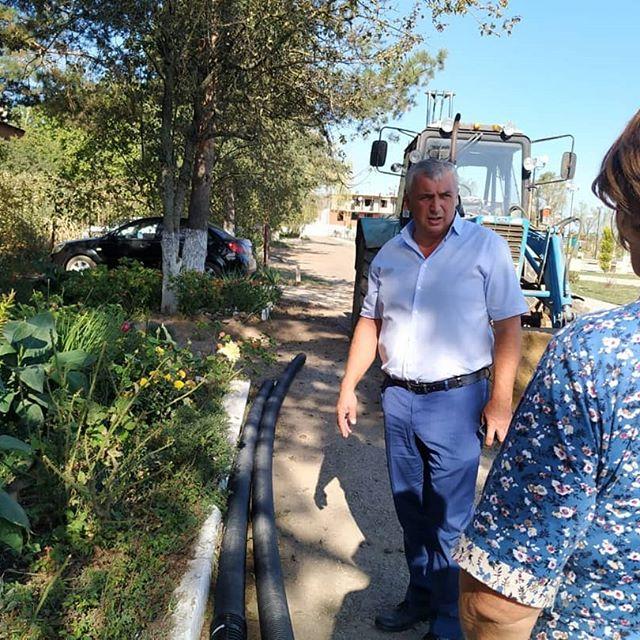 В Холмском сельском поселении наказы избирателей выполняются