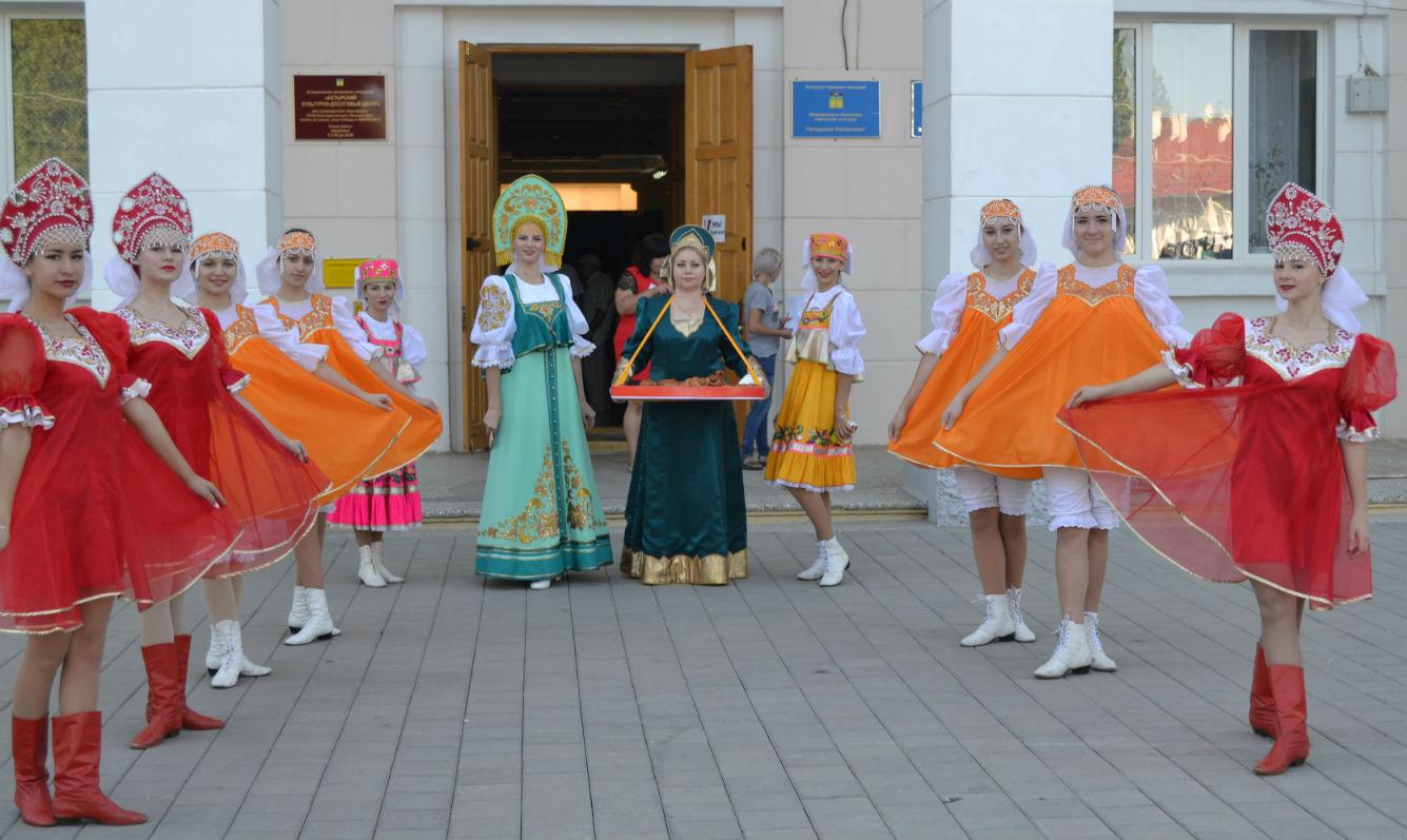 В поселке Ахтырском прошел II фестиваль красоты