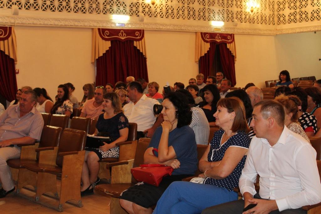 Пятым поселением в цикле выездных встреч Вячеслава Иванова с жителями района стало Мингрельское
