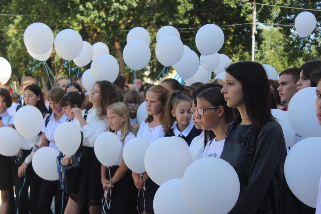 Ахтырчане почтили память жертв трагедии в Беслане