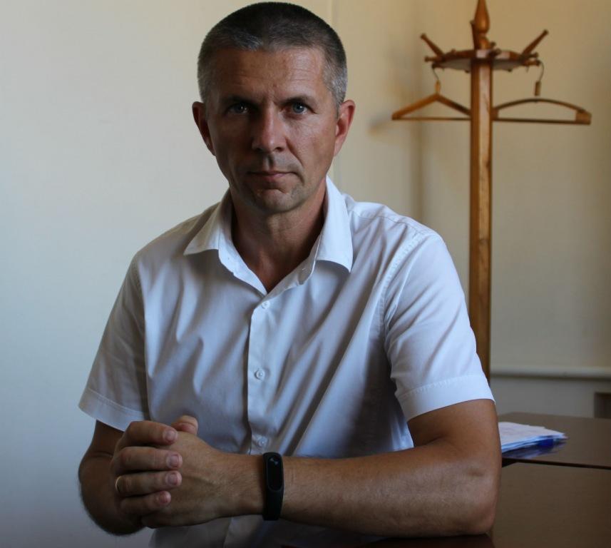 Участником акции «Восхода» «десять тысяч шагов» стал директор школы №38 г. Абинска Николай Клочан