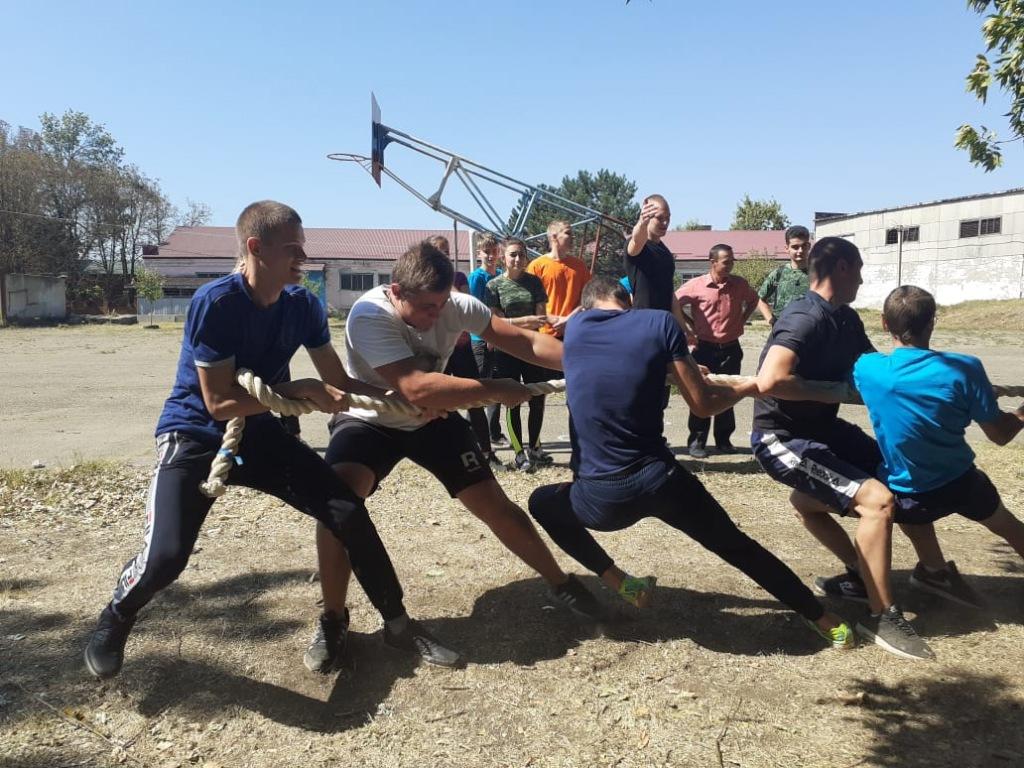 В Абинском районе для молодежи прошло мероприятие «Ещё одна целина за плечами!»
