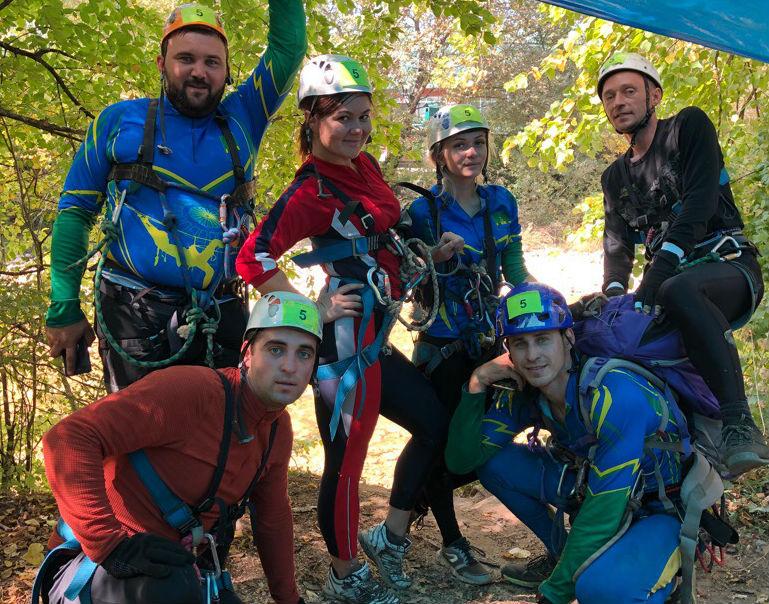 Абинские туристы стали серебряными призерами краевого слета