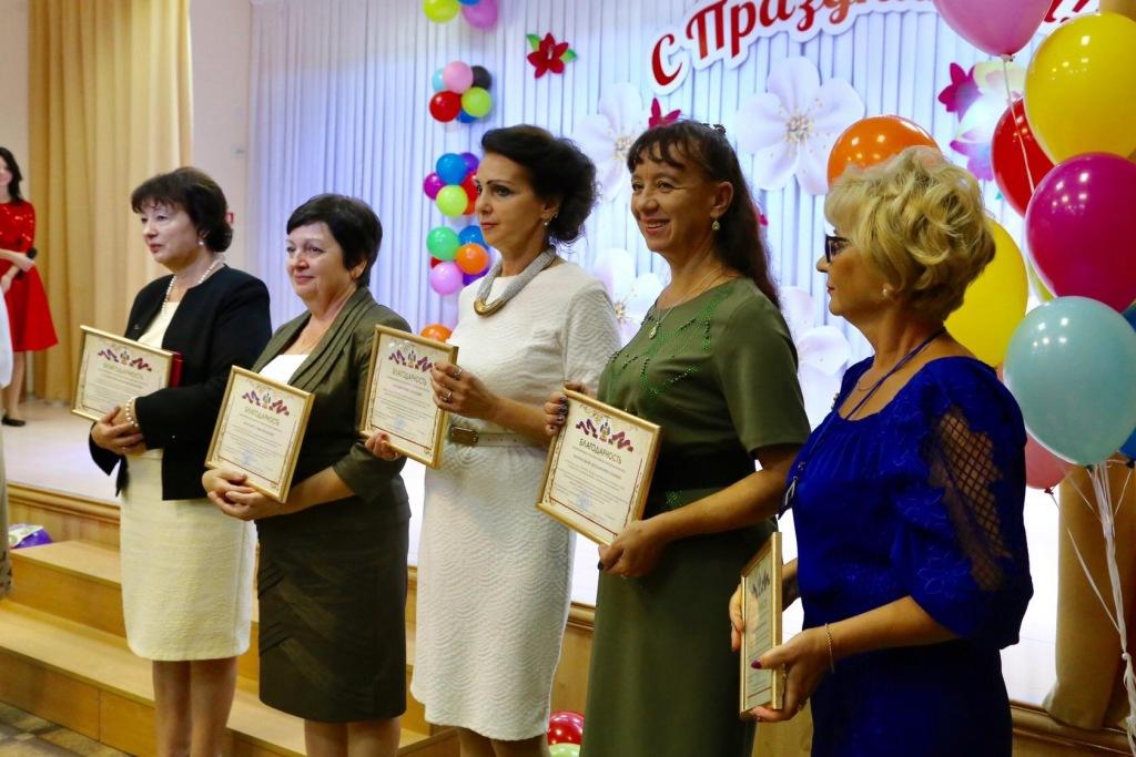 Ахтырский детский дом отметил 60-летний юбилей