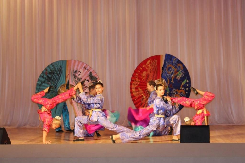 Народные цирки «Летучая мышь» и «Дружба» приняли участие в международном фестивале