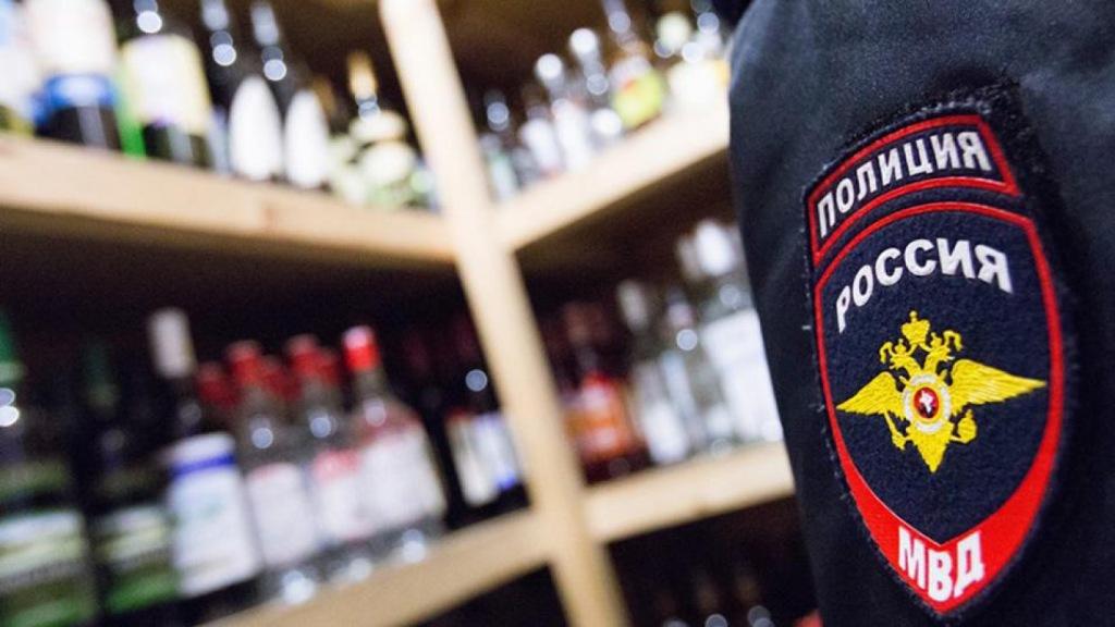 В Абинском районе полицейские проводят мероприятие «Алкоголь»