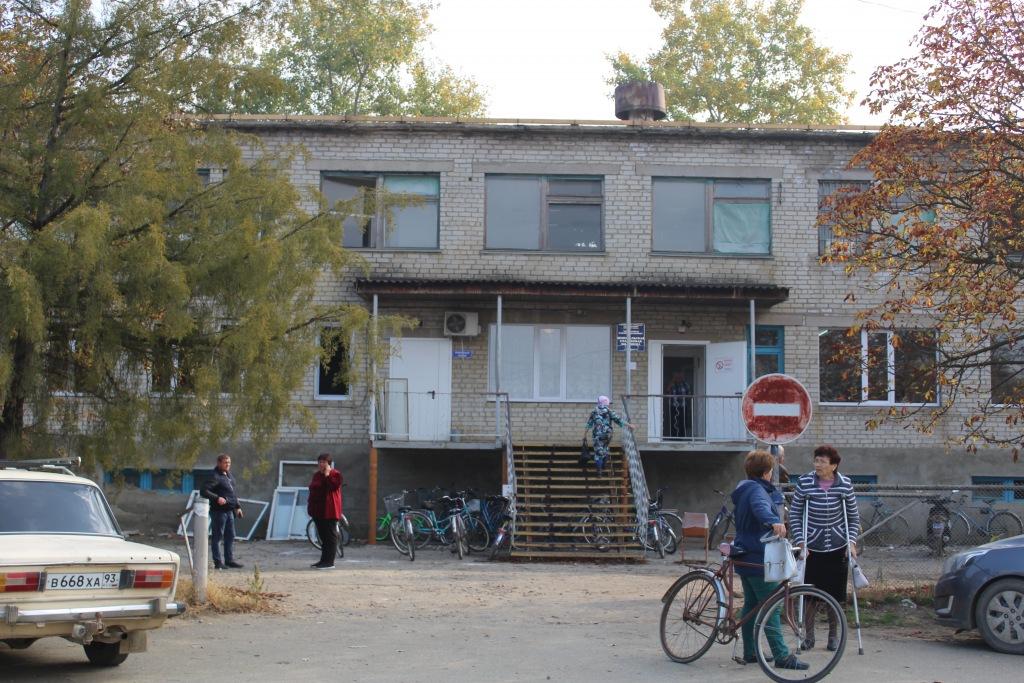 Капитальный ремонт Мингрельской участковой больницы