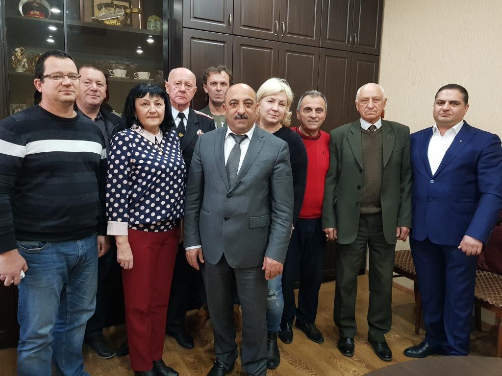 В Абинске прошло первое заседание Общественного совета