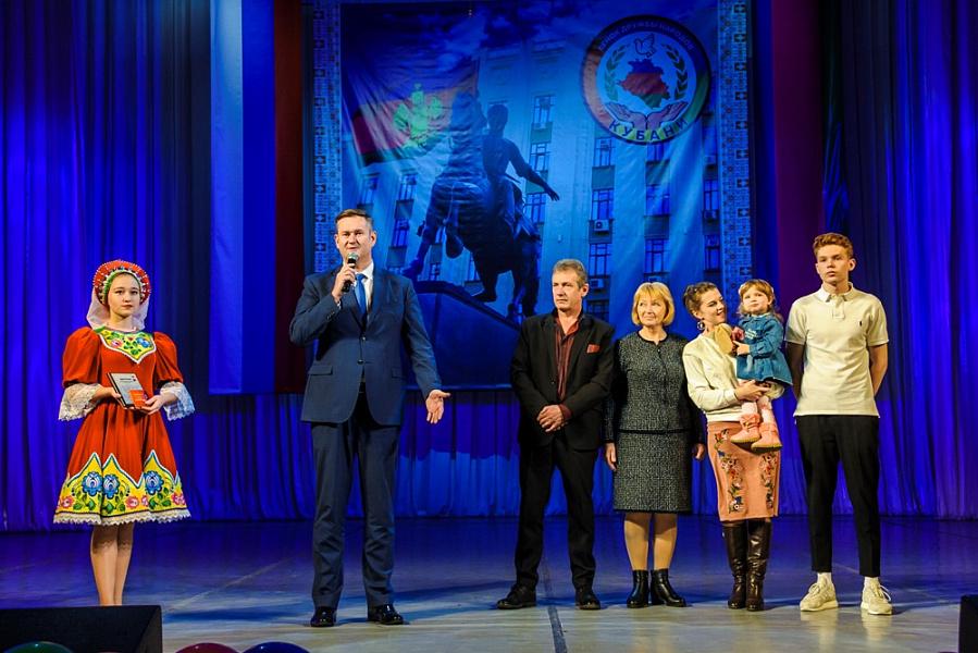 Семья из Абинского района стала лауреатом национальной премии «Семейная реликвия»