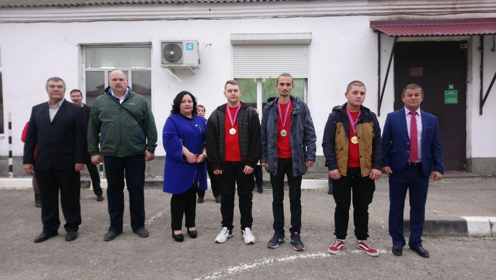 Молодые профессионалы из «Профи-Альянс»