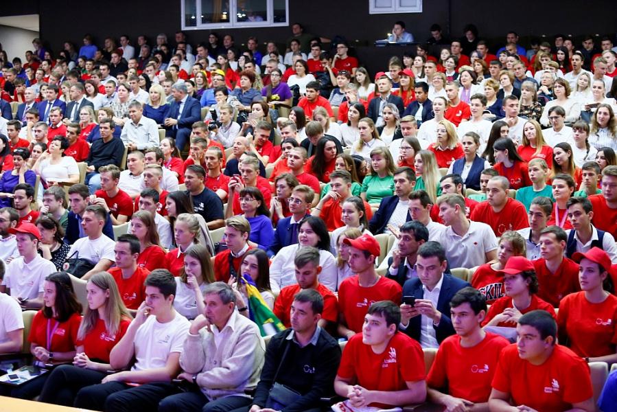 Победителями и призерами регионального чемпионата «Молодые профессионалы» WorldSkills Russia стали 290 человек