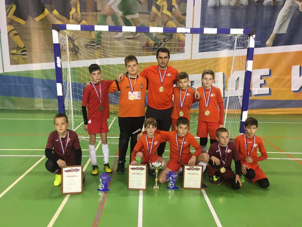 Наши ребята стали серебряными призёрами Краснодарского края по мини-футболу «Подснежник 2019»