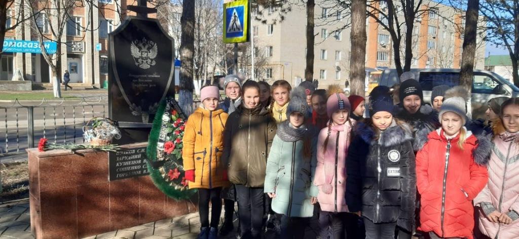 Полицейские и общественники Абинского района провели Всероссийскую акцию «Студенческий десант»